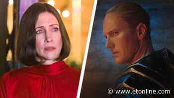 Vera Farmiga and Patrick Wilson Tease 'Hawkeye' and 'Bigger and Better' 'Aquaman 2' (Exclusive) - Entertainment Tonight