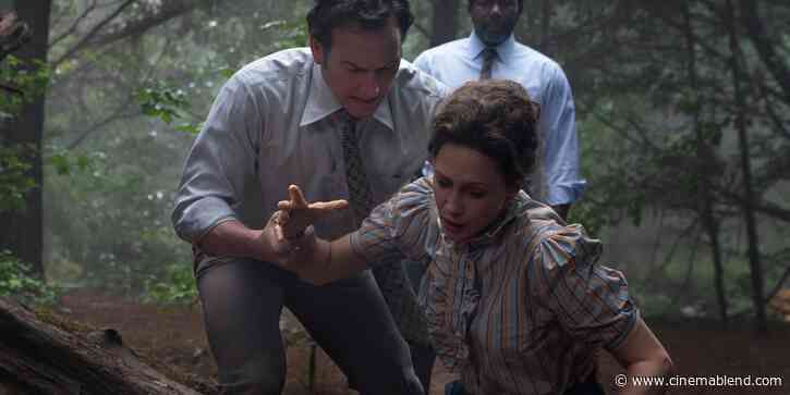 Why The Conjuring's Patrick Wilson And Vera Farmiga Feel They Never Need To Actually Discuss The Warrens' Relationship - CinemaBlend