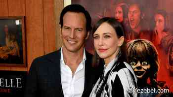 If Patrick Wilson and Vera Farmiga Need a Third in Their Exorcism Relationship, I'm Down - Jezebel