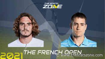 2021 French Open Third Round – Stefanos Tsitsipas vs John Isner Preview & Prediction - The Stats Zone
