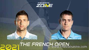 2021 French Open Second Round – Filip Krajinovic vs John Isner Preview & Prediction - The Stats Zone