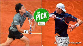 The Pick: Dominic Thiem vs. John Isner, ATP Madrid quarterfinals - Tennis Magazine