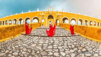 Izamal, el pueblo mágico color amarillo de Yucatán - Revista Q Qué México