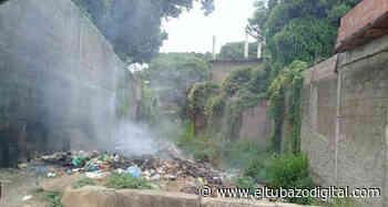 ALTAGRACIA DE ORITUCO / Convierten un canal de drenaje en basurero - El Tubazo Digital