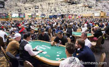World Series of Poker: Was wir über die 2021 WSOP wissen