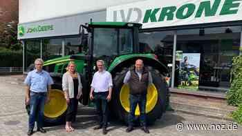 Strategisch hochinteressant: LVD Krone expandiert in Schleswig-Holstein - noz.de - Neue Osnabrücker Zeitung
