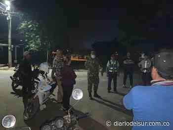 Ejército realiza acciones de prevención del COVID-19 en Cartagena del Chairá - Diario del Sur