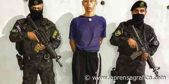Capturan a pandillero en San Luis La Herradura - La Prensa Grafica