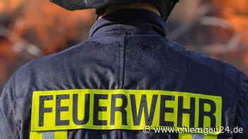 Seeon-Seebruck: Garage in Truchtlaching fängt Feuer - 70.000 Euro Schaden - chiemgau24.de