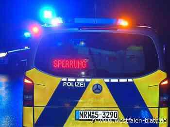 Abfahrt Borchen: Andere Autofahrer kümmern sich nicht um verunglückte Insassen: Alleinunfall auf der A33 - Westfalen-Blatt