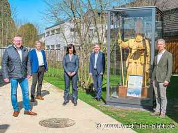 Hövelhof und Borchen wollen bei Märkten verstärkt kooperieren: Nikolaus knüpft Bande - Westfalen-Blatt