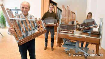 Weltneuheit aus Elbe-Elster: Die Super-Orgel aus Bad Liebenwerda - Lausitzer Rundschau