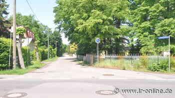 Verkehrskonzept in Bad Liebenwerda: Bach- und Schlossäckerstraße sollen Einbahnstraße werden - Lausitzer Rundschau