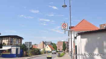 Neue Verkehrsregelung in Bad Liebenwerda: Minischilder: Wann knallt's zum ersten Mal in Hag und Südring? - Lausitzer Rundschau