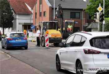 Bahnhofstraße in Nordenham: Geh- und Radweg wird erneuert - Nord24