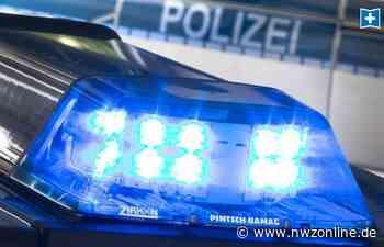 Polizeieinsatz in Nordenham: Keine Verbindung zur Bombendrohung in Brake - Nordwest-Zeitung