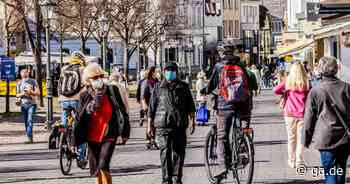 Neue Regelung für die Fußgängerzone: Freie Fahrt für Radfahrer in Siegburg - ga.de