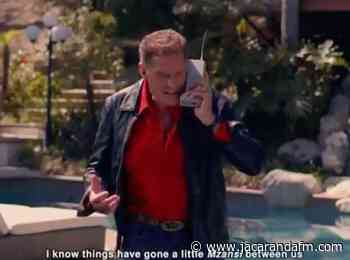 David Hasselhoff stars in new Chicken Licken ad - Jacaranda FM