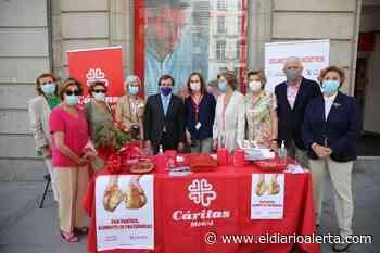 Almeida traslada a Cáritas su agradecimiento por la labor que presta en ayuda a los más desfavorecidos - Alerta