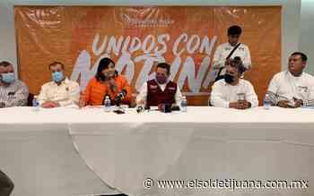 Declina Alma Almeida de PMC a favor de Marina del Pilar, pero no apoyará a Montserrat Caballero - El Sol de Tijuana