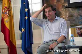 """Almeida aboga por sistema de financiación local para no tener """"tutelas"""" - Yahoo Noticias España"""