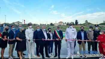 Inaugurata a Pianella la nuova piattaforma di elisoccorso per l'atterraggio notturno [FOTO] - IlPescara