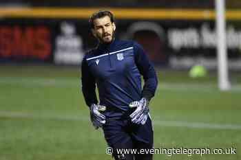 New contract for Adam Legzdins as goalkeeper extends Dundee stay - Evening Telegraph