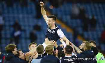 Cammy Kerr: No-brainer to sign new Dundee deal as club prepare testimonial for long-serving full-back - The Courier