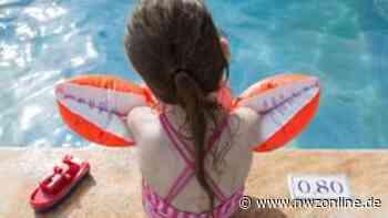 Schwimmkurse im Aqua Fit: Schortenser Kinder lernen schwimmen - Nordwest-Zeitung