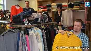 Verkauf in Schortens und Wilhelmshaven: Markenschnäppchen für den guten Zweck - Nordwest-Zeitung