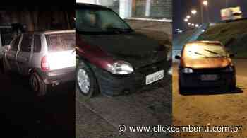 Ladrão responsável por furtos de Corsas é preso no Monte Alegre - Click Camboriú