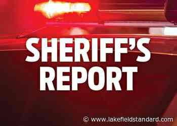 Sheriff's Report 6-3-21 - Lakefield Standard