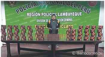 Incautan 1,500 municiones en terminal terrestre de Chiclayo - Diario Correo