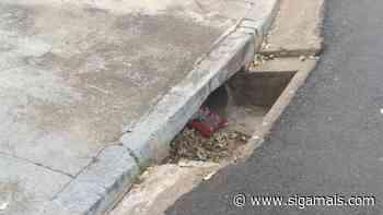 Ladrões furtam grades de proteção de 13 bueiros em Dracena - Siga Mais