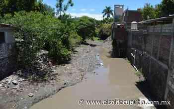 Peligran por lluvias 150 familias de Tepalcingo por vivir cerca de barrancas - El Sol de Cuautla