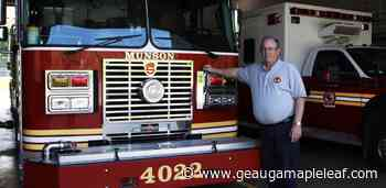 Munson Firefighter Reflects on 50 Years of Service - Geauga Maple Leaf