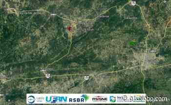 Tremor de magnitude 1.6 é registrado em Brejo da Madre de Deus, aponta LabSis - G1