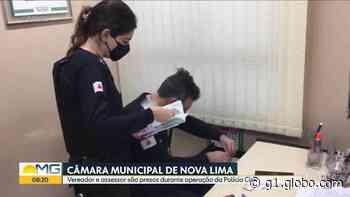 Câmara Municipal de Nova Lima abre processo para cassação de vereador suspeito de 'rachadinha' - G1