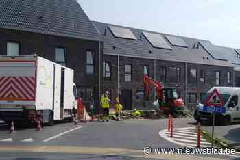 Gaslek bij nieuwbouwwoningen snel onder controle