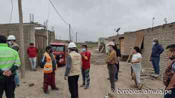 Huaura: Ministerio de Cultura recupera área invadida de la Zona Arqueológica Monumental Los Huacos - La Mula