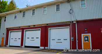 RFP could result in study recommending amalgamation of Greenwich, Wolfville fire departments | Saltwire - SaltWire Network