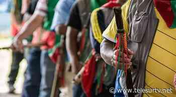 Denuncian ataque contra minga indígena en Dagua, Colombia - teleSUR TV