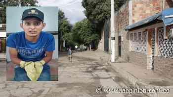 Lo capturaron después de matar a un hombre en El Viejo Escobal | Noticias de Norte de Santander, Colombia y el mundo - La Opinión Cúcuta