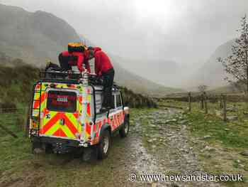 Keswick Mountain Rescue called out to two incidents in Whinlatter   News and Star - News & Star
