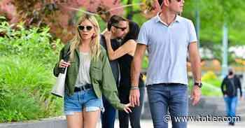 Sienna Miller Archie Keswick new boyfriend dating - Tatler