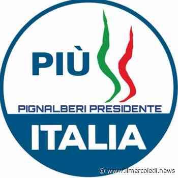 CAOS PIU' ITALIA - Pignalberi: 'Documenti a mia difesa'. Carmagnola intanto si sfila: niente simbolo - Il Mercoledi