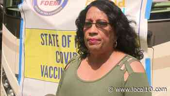 Disparidad racial de vacunas contra COVID-19 en Florida preocupa comunidades de color - WPLG Local 10