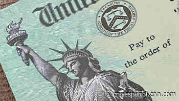 Acusan a hombre de Florida de robar cheques de estímulo por más US$ 800.000 - CNN