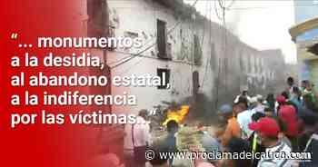 Denigrante abandono de víctimas en Corinto – Proclama del Cauca - Proclama del Cauca