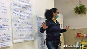 Saúde realiza, no Primavera, plenária local da 3ª Conferência Municipal de Jarinu - Prefeitura Municipal de Jarinu